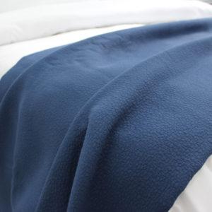 Sheraton Luxury Textured Matelasse Throws Blue