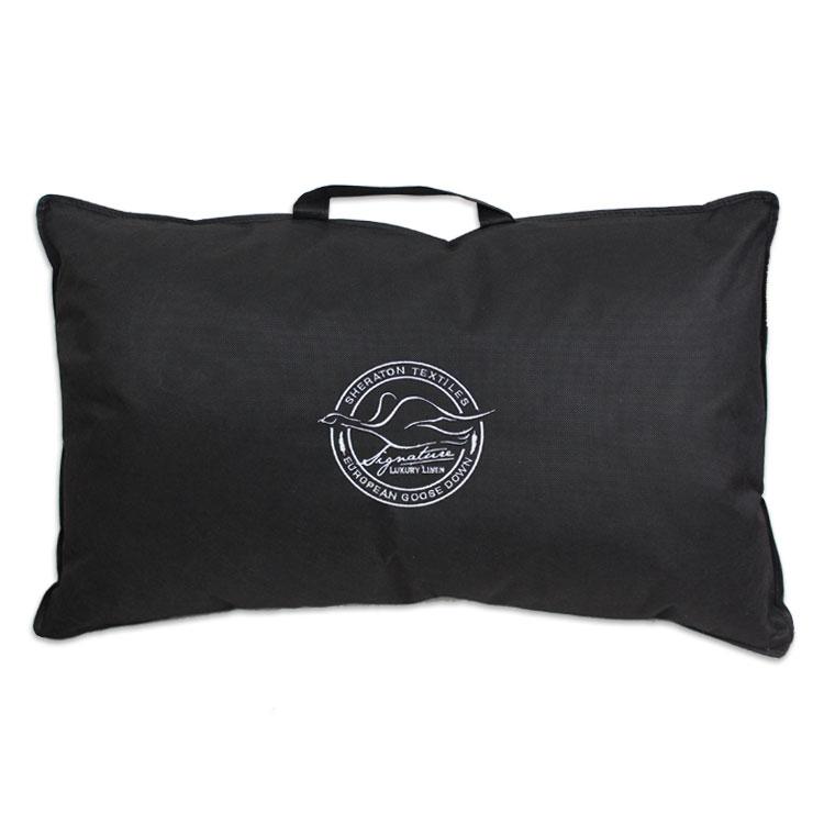 Sheraton European Goose Feather Pillow