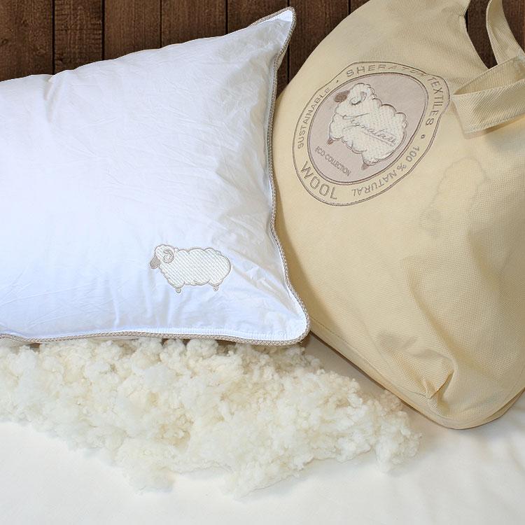 Sheraton Wool Pillow - 45 x 70cm