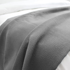 Sheraton Luxury Textured Matelasse Throws Grey