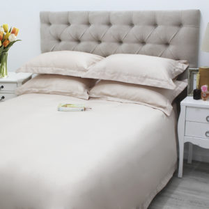 Blush 400TC Oxford Egyptian Cotton Duvet Cover Set