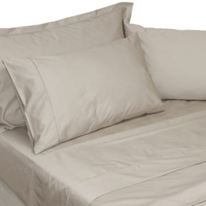Sheraton 400TC Egyptian Cotton Corded Sheeting Set Natural