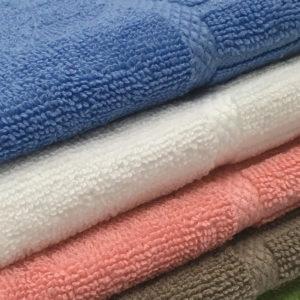 Colibri Face Cloth 5 Pack Close-Up